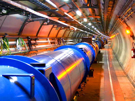 Large Hadron Collider tubo