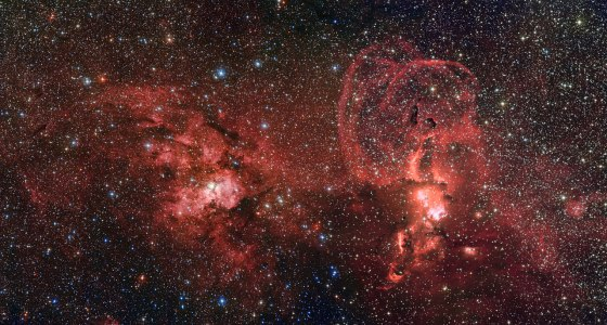 Star formation in the southern Milky Way
