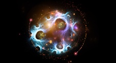 Quantum-Weirdness-Caused-by-Interacting-Parallel-Worlds